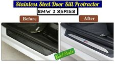 Steel Door Sill Protectors BMW M Sports 3 Series F30 F35 316i 318i 320i 2013-17