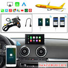 Fit For Audi A3 S3 Rs3 B9 2013-2019 Wireless Carplay Android Auto Retrofit Kits