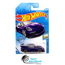 Hot Wheels Case Q//2020 A /'68 MERCURY COUGAR #164✰black;white✰HW FLAMES✰MOC