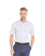 Business-Regular Collar Extra Short Formal Shirts for Men