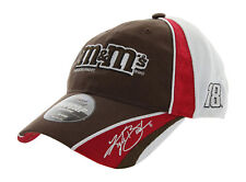 NASCAR Kyle Busch #18 M&M's Racing Car Adjustable Baseball Cap Official Pitcap