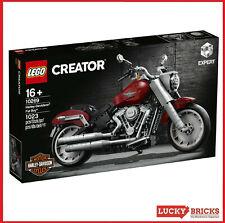 LEGO® Creator Expert - 10269 Harley-Davidson® Fat Boy® + NEU & OVP +