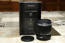 Olympus 30mm F3.5 Macro M.ZUIKO Digital Ed objetivo m43 como nuevo y en garantía