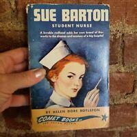 Sue Barton, Student Nurse - Helen Dore Boylston -1947 Comet Books paperback