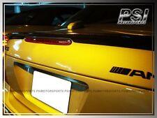 E55 AMG Carbon Fiber Trunk Spoiler Lip 2003-2010 MB W211 E280 E350 E320 E500 4Dr