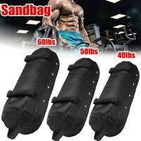 40-60 LBS Fitness Weight Sandbag Heavy Duty Workout Strength Training Exercise