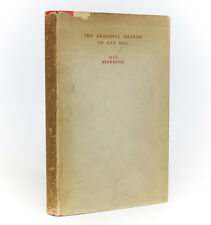 Max Beerbohm  'The Dreadful Dragon of Hay Hill'. William Heinemann, 1928 1st Ed