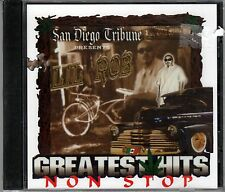 LIL ROB- Greatest Non Stop  CD NEW  Chicano Rap