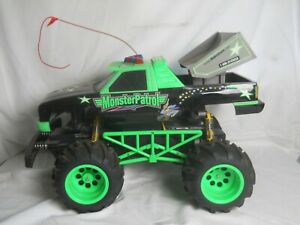 Vintage Radio Shack Monster Patrol 4x4 Radio Control Truck.  No remote.