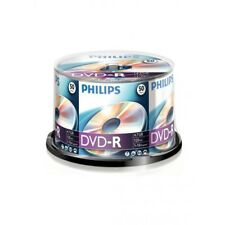 Philips DVD-R Rohlinge 4.7 GB 16x DM4S6B50F/00 NEU 50er Spindel
