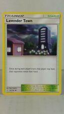 Lavender Town 147/181  SM: Team Up Uncommon NM/Mint  Pokemon