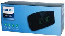 Philips AJ3400/12 Radiowecker UKW Radio Wecker schwarz