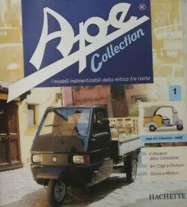 Automodelli Ape Collection 1/32 Hachette Collection