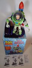 Vtg 1996 WALT DISNEY TOY STORY BUZZ LIGHTYEAR Telephone Phone In Original Box