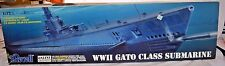 Revell WWII Gato Class Submarine 1/72 Scale 85-0384