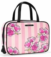 Victoria's Secret Floral Cosmetic Travel Case