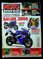 MOTO JOURNAL N°1679 du 15 septembre 2005