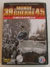DVD LE MONDE EN GUERRE 39/45 - LA MONTEE DU NAZISME 33/40