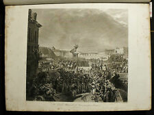 """GALERIES HISTORIQUE DE VERSAILLES""Serie V-1782/1795.Paris,Part Guarde National"