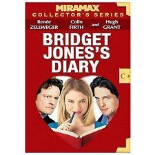 Bridget Jones's Diary (Collector's Edition) by Renée Zellweger, Colin Firth, Hu
