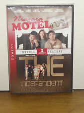 Niagara Motel / The Independent (DVD) Craig Ferguson, Jerry Stiller, BRAND NEW!