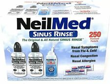 Neil Med Sinus Rinse 250 Premixed Packets