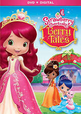 Strawberry Shortcake: Berry Tales DVD, 2015 NEW