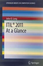 ITIL 2011 at a Glance (Paperback or Softback)