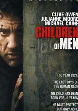 Children of Men [New DVD] Ac-3/Dolby Digital, Dolby, Dubbed, Subtitled, Widesc
