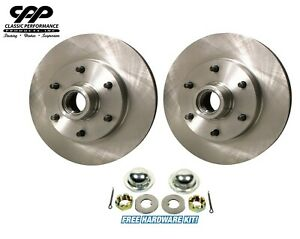 CPP GM 6 Lug Disc Brake Conversion Rotor 1960-87 Chevy GMC Truck