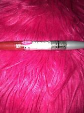1 duo MAYBELLINE SUPER STAY superstay LIPCOLOR 705 RASPBERRY sealed