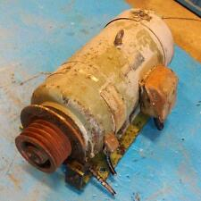 FUJI ELECTRIC 189/200V 1000-1150/3000RPM 7.5kW 10HP DC MOTOR TYPE GGG3168A *PZB*