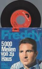 """7""""   Freddy – 5000 Meilen Von Zu Haus"""