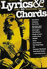 Lyrics & Chords: Over 60 Essential Songs, New, Wise Publications Book