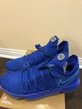 NEW Nike Zoom KD 10 Mens Size 12 Shoes Racer Blue Light Menta Black 897815 402