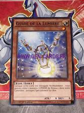 Carte Yu Gi Oh GUIDE DE LA LUMIERE NECH-FR098 x 3