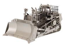 Caterpillar D11T Dozer Matte Silver Diecast Masters 1:50 Scale Model #85252 New!