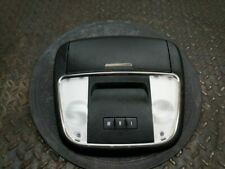 11-14 Dodge CHARGER Roof Console Front Roof Without Sunroof