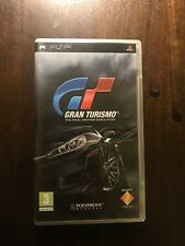 Sony PSP Gran Turismo complete but not working (Read Discription)