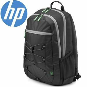 """HP Active Backpack Rucksack Padded for Laptop upto 15.6"""" Water Resistant Black"""