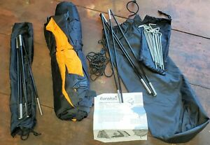 Eureka! Solitaire 1 Person, 3 Season, Camping and Backpacking Hiking Tent