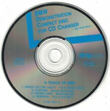 BMW Demonstration Compact Disc For CD Changer 1987 Promotional Promo