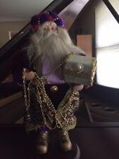 Santa has a tresure chest