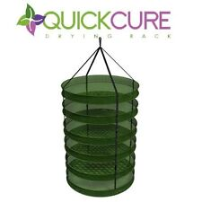 """Advanced Nutrients Quick Cure 35"""" Dry Drying Rack (Large) Lot Of 12"""