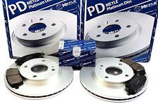 TEXTAR Bremsscheiben Satz Ford Fiesta VI 1.0-1.6Ti 1.4//1.51.6TDCi vorne