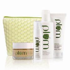 Plum Green Tea Face Care Kit with Bag