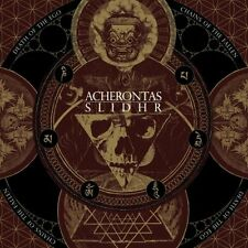 Acherontas / Slidhr - Death of the Ego / Chains of the Fallen CD 2016