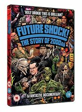 Future Shock! The Story Of 2000 AD: New DVD