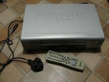 PHILIPS VR630 VIDEO RECORDER WITH REMOTE CONTROL