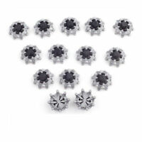 14 Pcs Replace Golf Shoes Spikes Fast Twist Studs Cleats Tri-Lok For Footjoy US